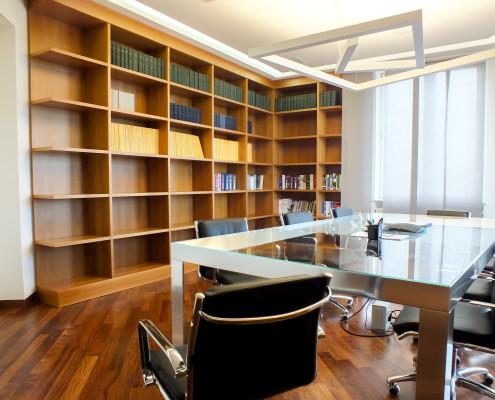 Progetti for Arredo ufficio legale